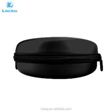 Portable protective eva case custom eva zipper tool case with earphone