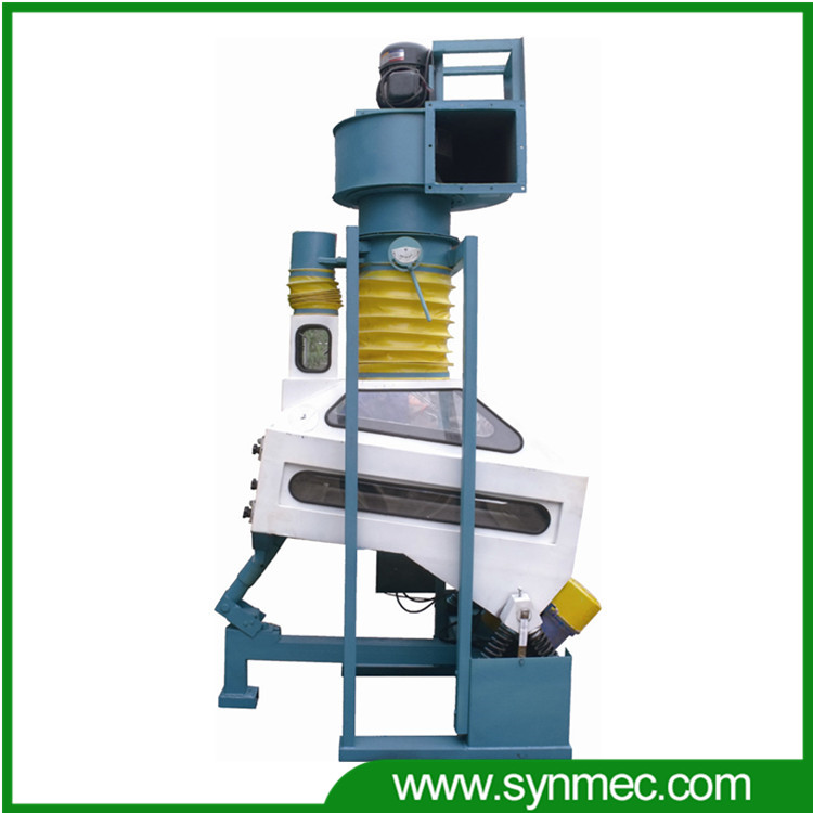 Grain Paddy Seed Rice Destoner/ Sand and Stone Removing Machine
