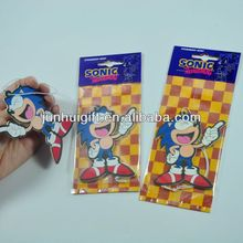 Most popular advertising promotion absorbent paper car air freshener