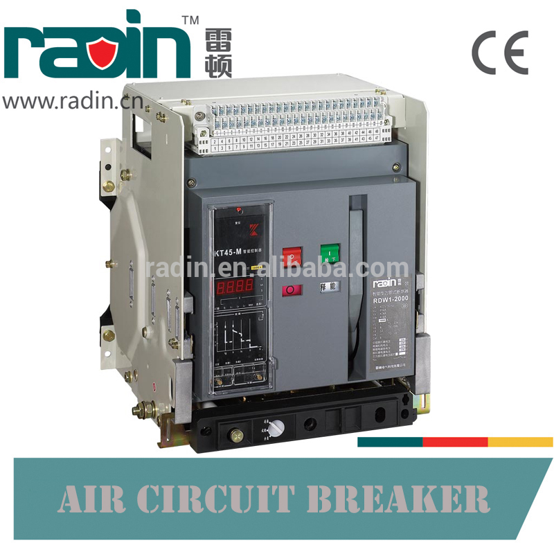 High Quality 230/400V Drawout Type Electrical Mini Air Circuit Breaker