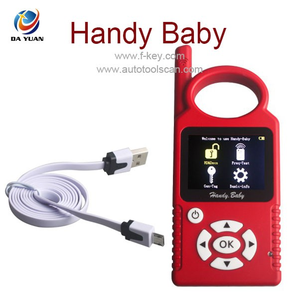 Handy Baby Hand-held Car Key Copy Auto Key Programmer for 4C 4D/46/48 Chips 6.0AKP101 Handy Baby AKP101