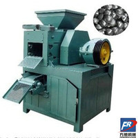 Coal fine briquette machine/small briquette press/pyrolysis carbon briquette machinery