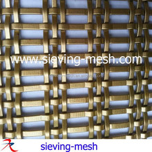 S.S./Iron/Steel Wire/Brass Wire Crimped Wire Mesh Factory Prices