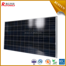 2016 photovoltaic customized solar panel for solar system