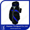 With Cooler Pocket Golf Cart Bag Holder