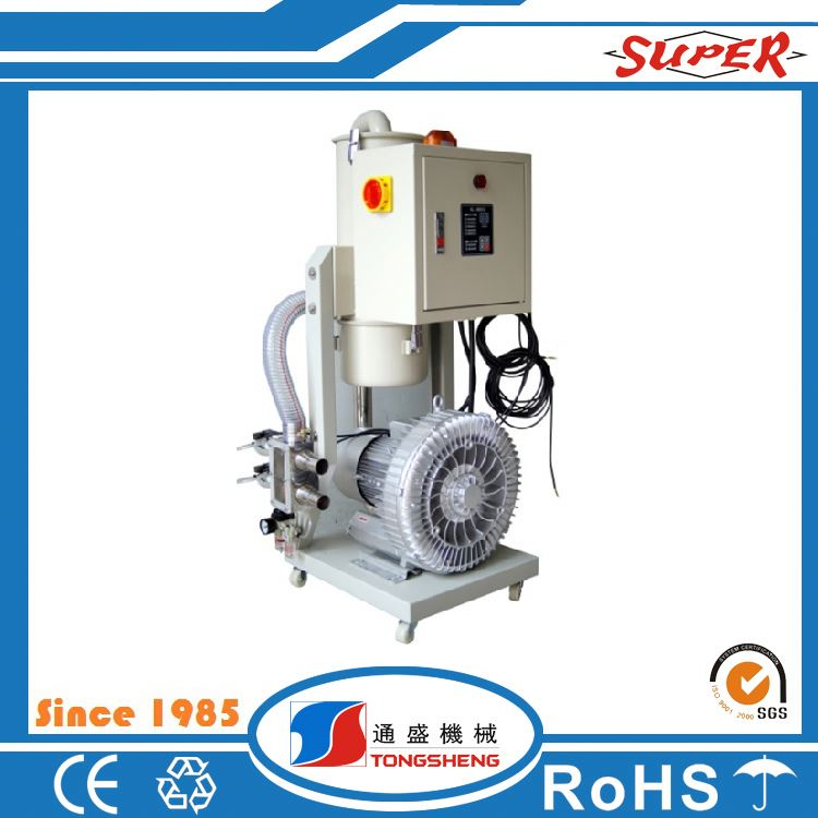 plastic material auto feed hopper