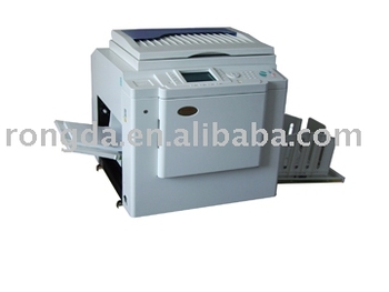 High Speed Printing Machine Digital Duplicator