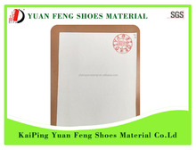 Toe puff Chemical lead sheet for tourist shoes