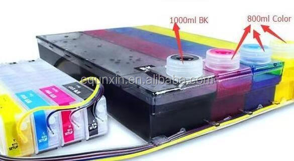 974 ciss system for HP 477 452x printer cartridge 972 973 974 975