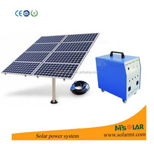 factory 5kw grid tie small solar system