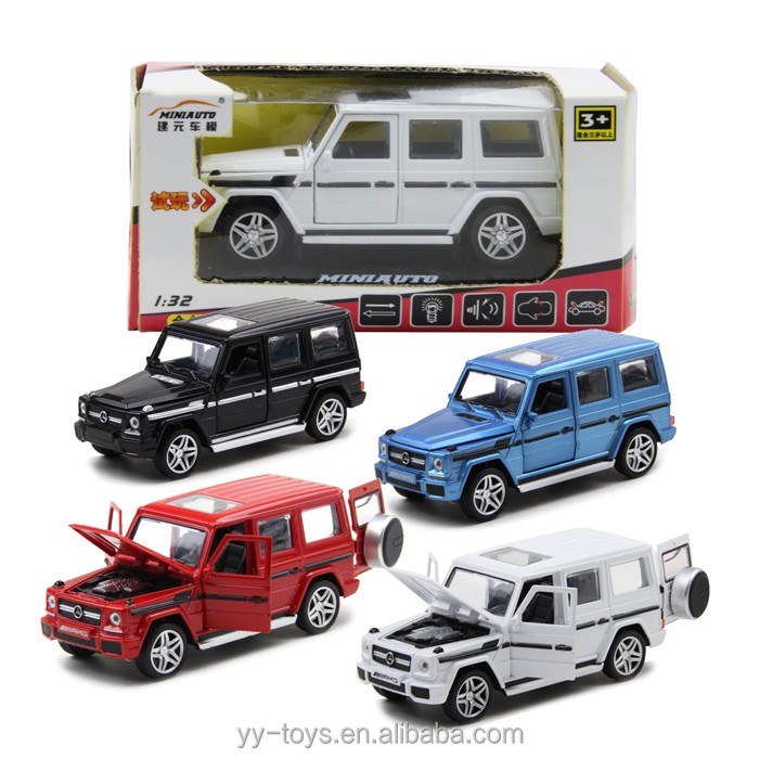 1:32 Scale Diecast <strong>Model</strong> Cars With Light and Sound