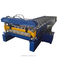 Building materical roof ibr sheet iron sheet making machine