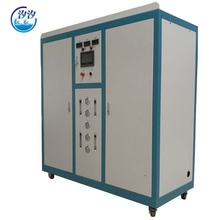 deionized ultrapure water purification system for hospital use