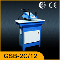 Hydraulic Swing Arm Cutting Machine for Trimming Bra Cups