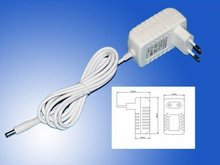 Mini LED driver AC/DC Adapter Compliance to worldwide safety regulations for lighting