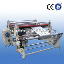 flock cutting machine fibre cutting machine with automatic unwinding system
