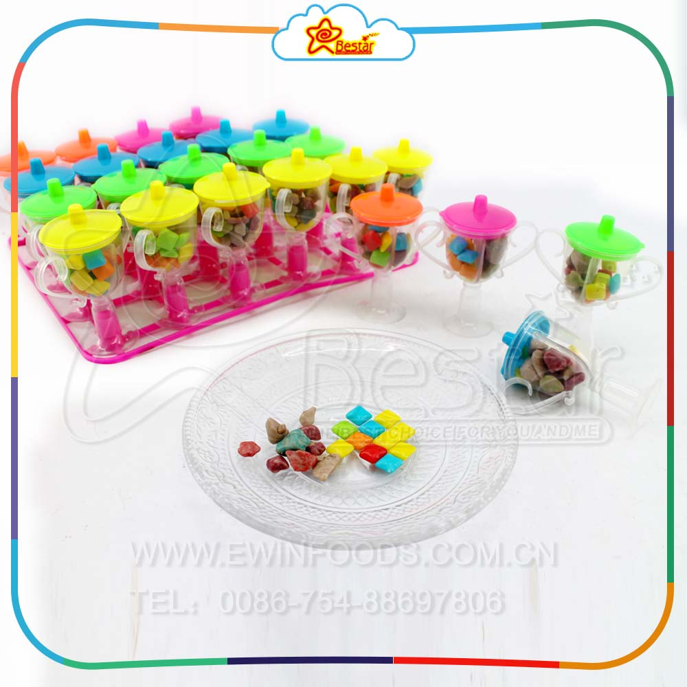 Bubble Gum Chocolate Cup Toy Candy