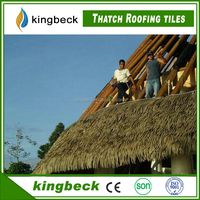 Wholesale popular PVC material china roof tile thatch roofing tiles