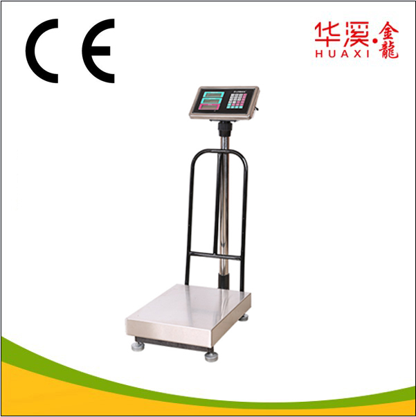 Digital Commerial Bench Scales / Counting Floor Scales with A12 Indicator