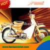 110CC EEC Super Cub motorcycle