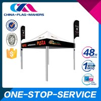 New Coming Cheap Prices Sales Custom Print Free Design Logo Exhibition Trade Tent