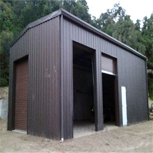 prefabricated power generation equipment rack high-rise steel structure