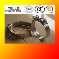T Bolt High Pressure O Shape Strong Clamp