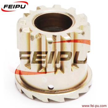 Pinion gear motor starter 54 1204 40mt 12t delco buy for Starter motor pinion gear
