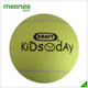 Big inflatable 9.5 inch tennis ball
