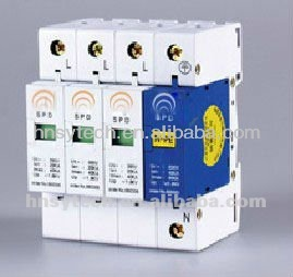 SY-B-40KA/4P 2 Level Professional Power Module Surge arrester Device