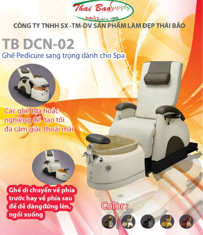 deluxe Pedicure chair