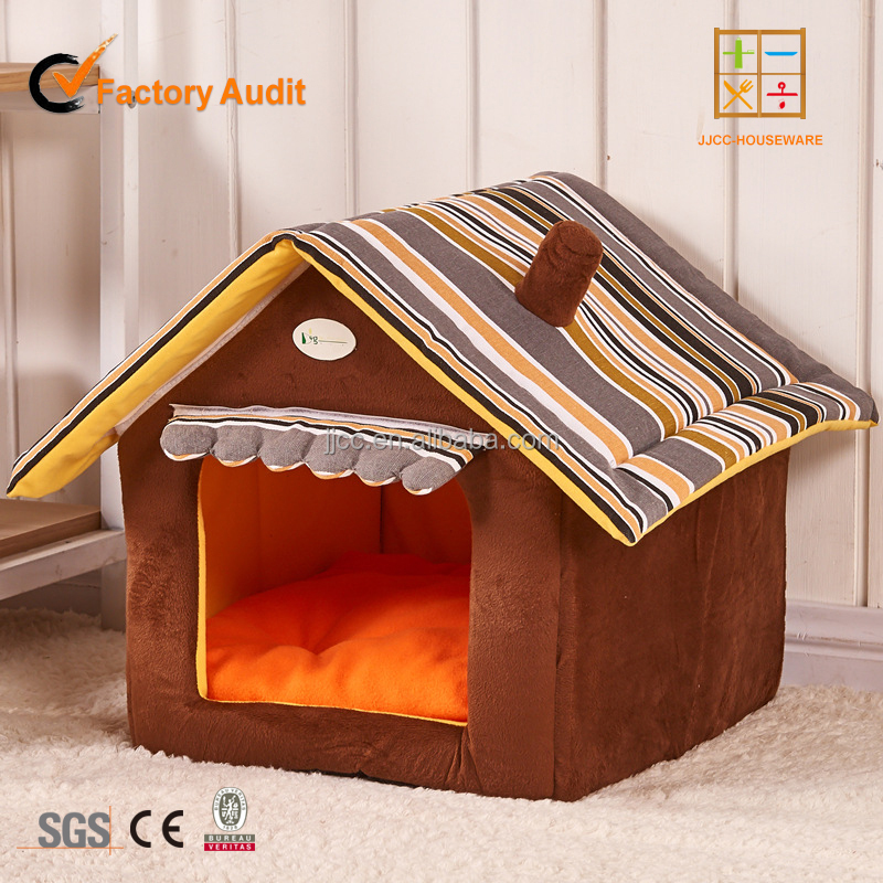 usa factory best selling good quality new soft folding pet dog cat house cage indoor