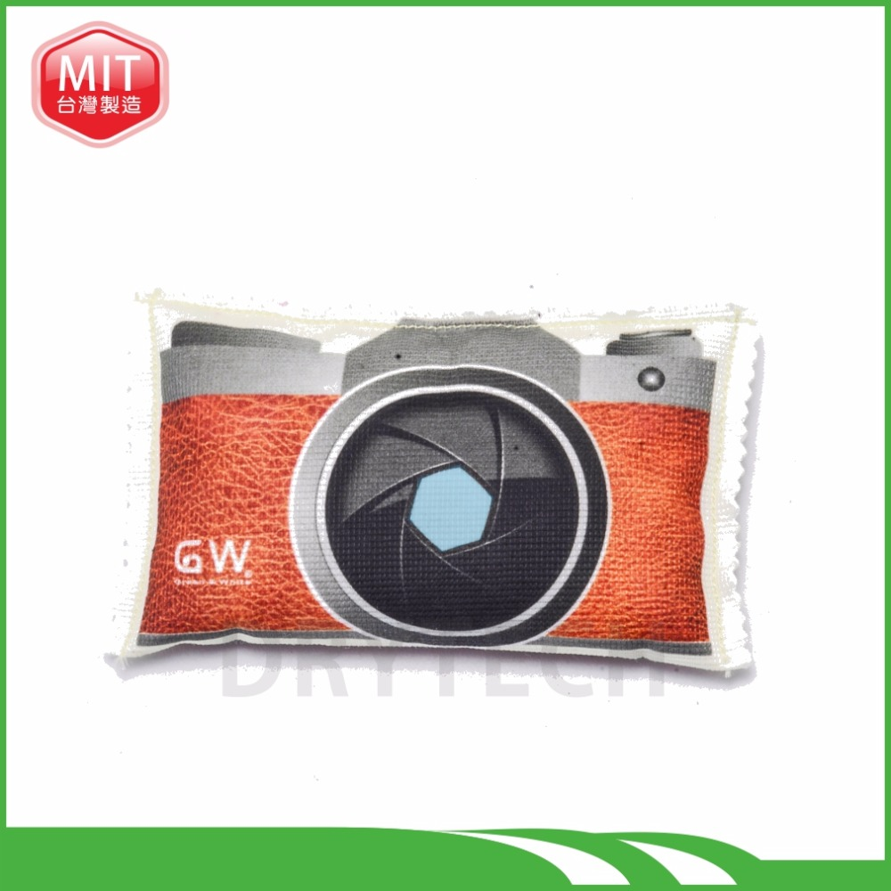 GW 140g Non-woven Smart indicator camera moisture absorber dehumidifying bag