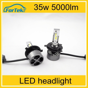 Wholesale price powerful LED headlight 35w 5000lm all models