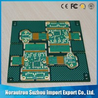 China High speed customized hasl pcb
