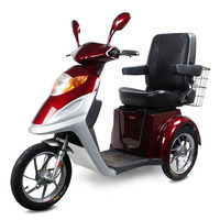 Motorized Fashional Utility Electric Scooter Tricycle