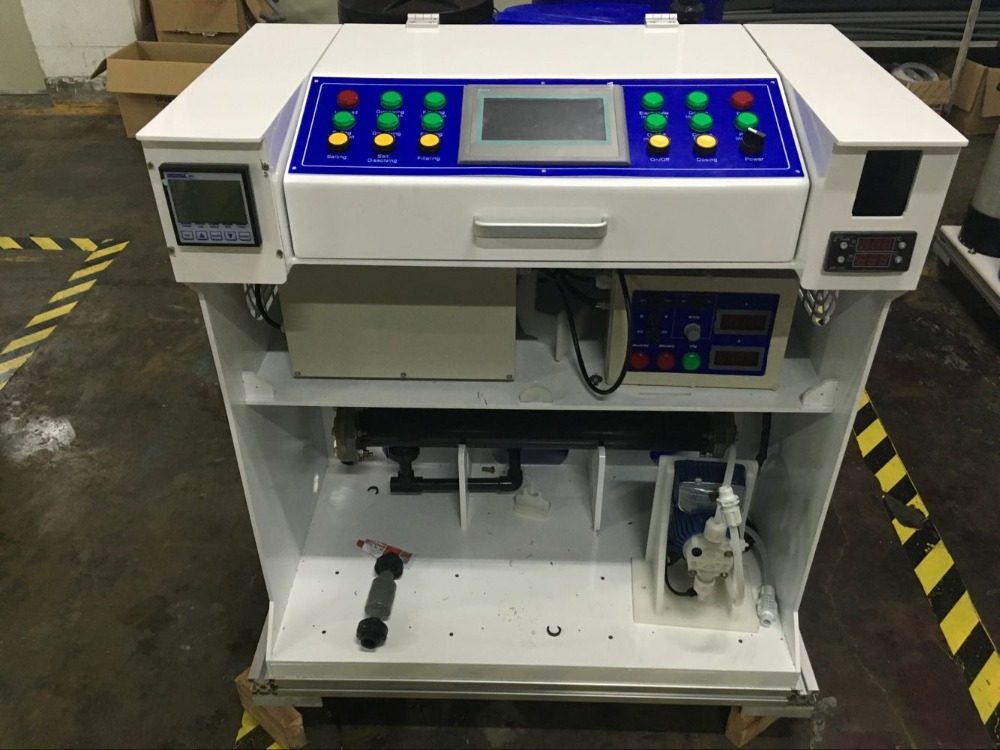 Chlorine gas manufacturing plant water quality electrolyzer for disinfectant