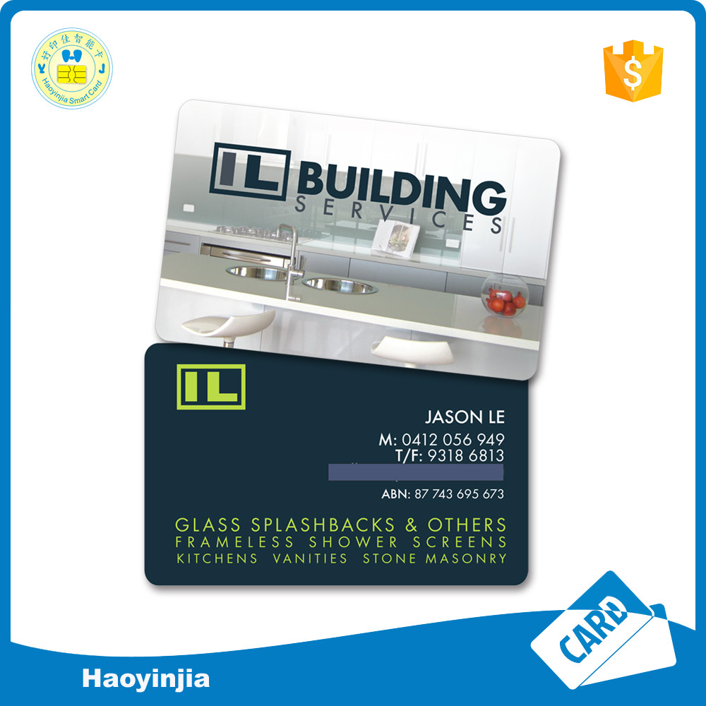 Plastic Business Cards China Gallery - Card Design And Card Template