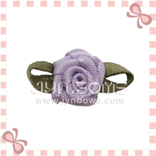 China factory best price popular satin ribbon wedding bedroom flower decoration