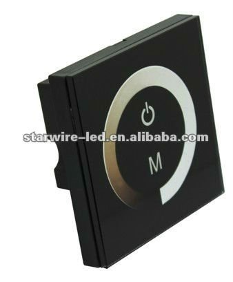 Wireless LED Touch Panel Dimmer Controller