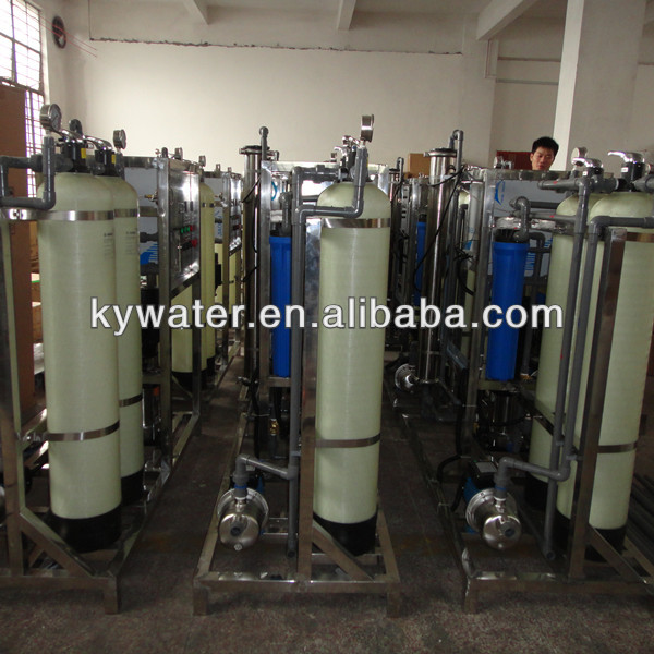 300L/H specifications of water deionizer unit home reverse osmosis system