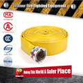 Portable and lightweight Double Jacket Rubber Fire Hose with best price