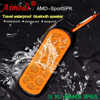 Portable Wireless Mini Special Feature and Active Type Waterproof Wireless Bluetooth Speaker IP65