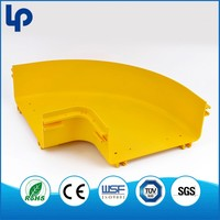 China Manufacturer PVC Plastic Fiber Optic Cable Tray Duct
