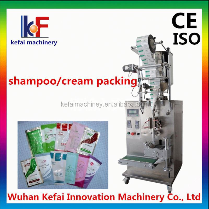 victoria secrets cream packing machine