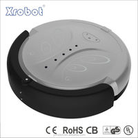 Bagless robot vacuum Automatic charge carpet cleaner like electrolux with UV lamp
