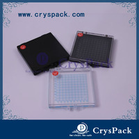 CPK-S-8512 Promotional custom jewelry box packaging wholesale with clear window certificated by ISO,BV ,ex factory price!!!