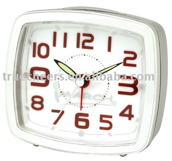 B08506-01 table alarm clock