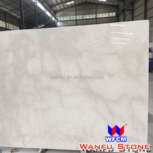 Factory direct Chinese cheap marble price, popular Ivory Cream marble slab