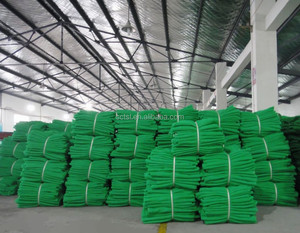 Green Construction Mesh Net Scaffold Safety Net